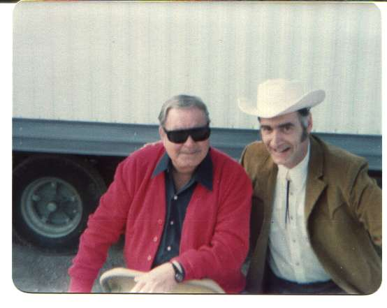 Jackie Gleason and me