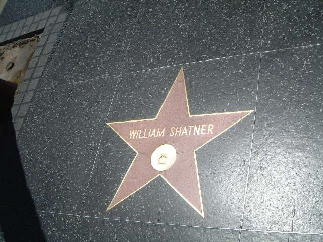 Bill Shatner's Star